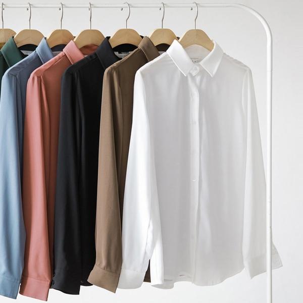 חולצת שיפון קלאסית -2019