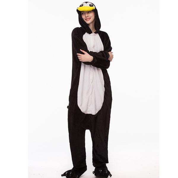 פיג'מות חליפה חיות