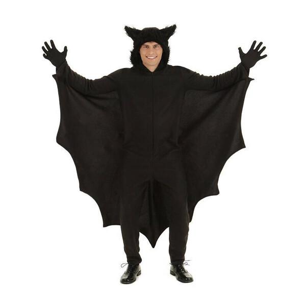 תחפושת עטלף למבוגר ולילד