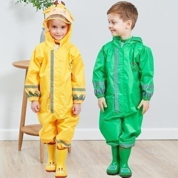 חליפת גשם מלאה לילדים