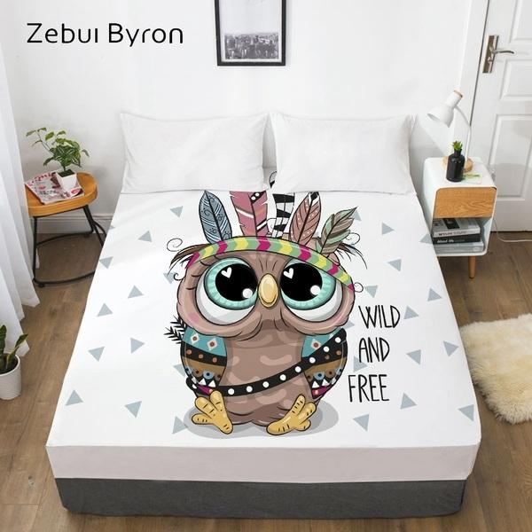סדין למיטה במגוון מידות ועיצובי ילדים