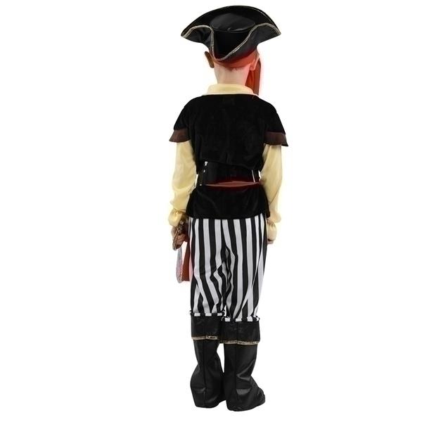 תחפושות פורים פיראט/ קפטן לילדים