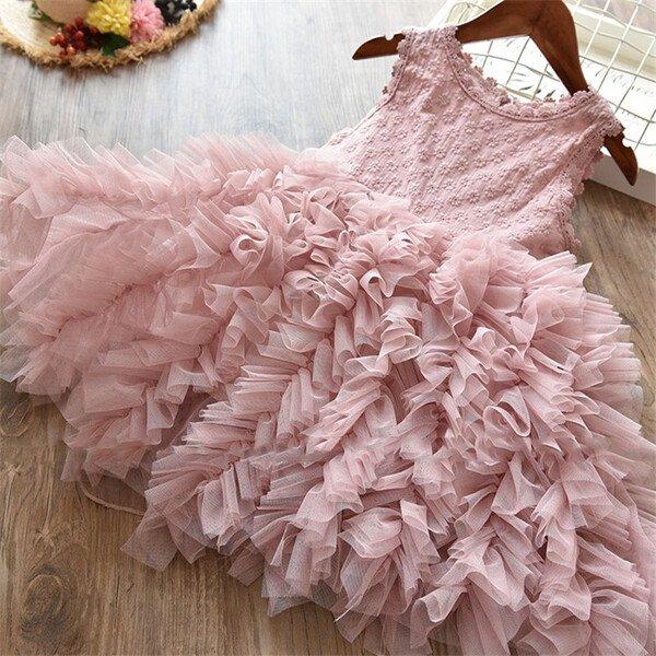 שמלת קצפת לילדות