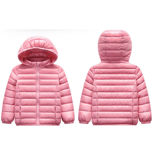 מעיל רוח צבעוני לילדים