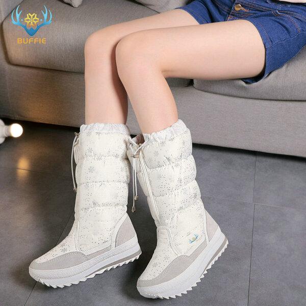 מגפיים גבוהות לחורף וגם לשלג