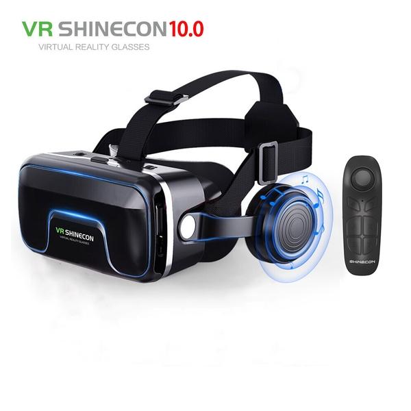 משקפי VR לסמארטפון