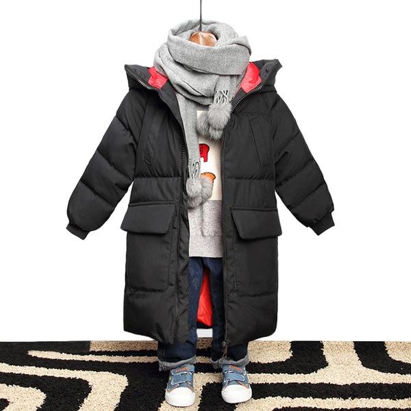 מעיל חורף אופנתי לילדים