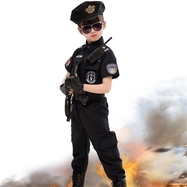 תחפושת שוטר לילדים