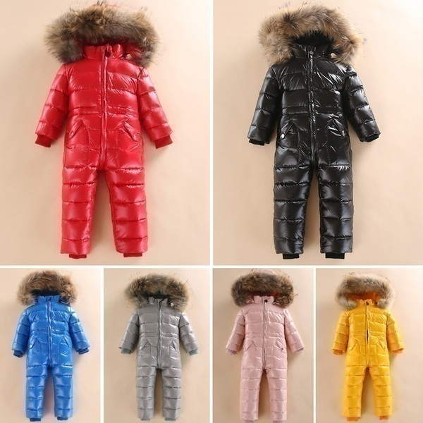 חרמונית ילדים מעיל שלג אוברול