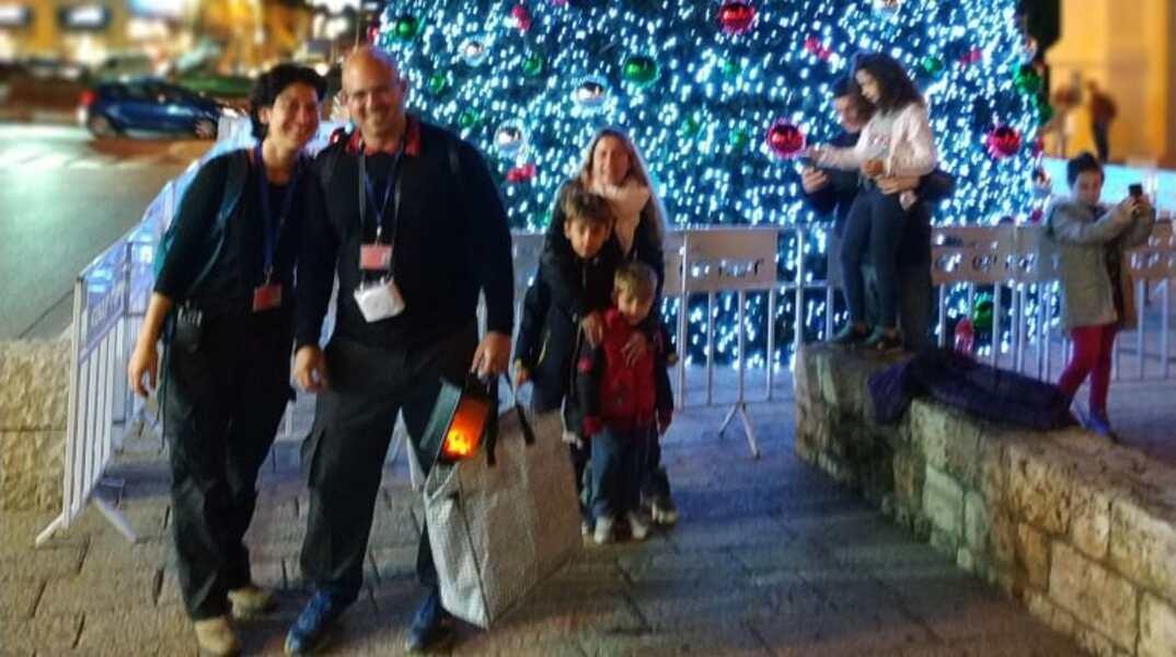 חנוכה: להאיר את העיר – סיור עששיות לכל המשפחה
