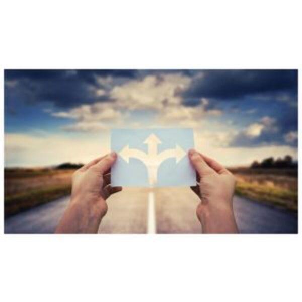 צמתים בחיים – איך לקבל החלטות מאושרות?