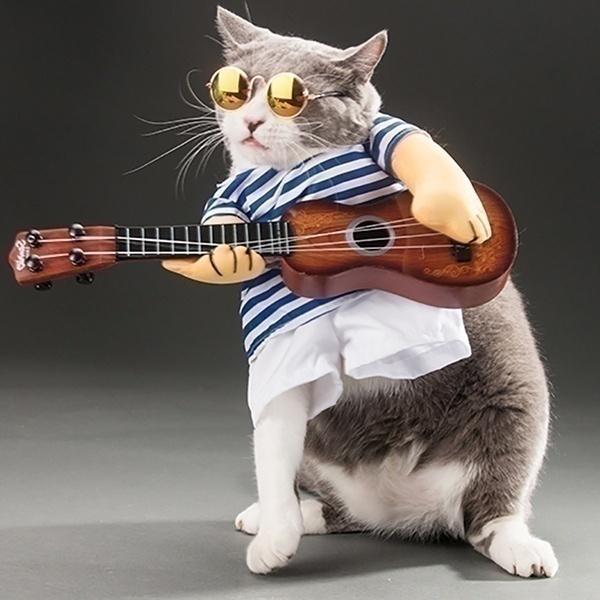 פורים 2020! תחפושת לחתול – גיטרה