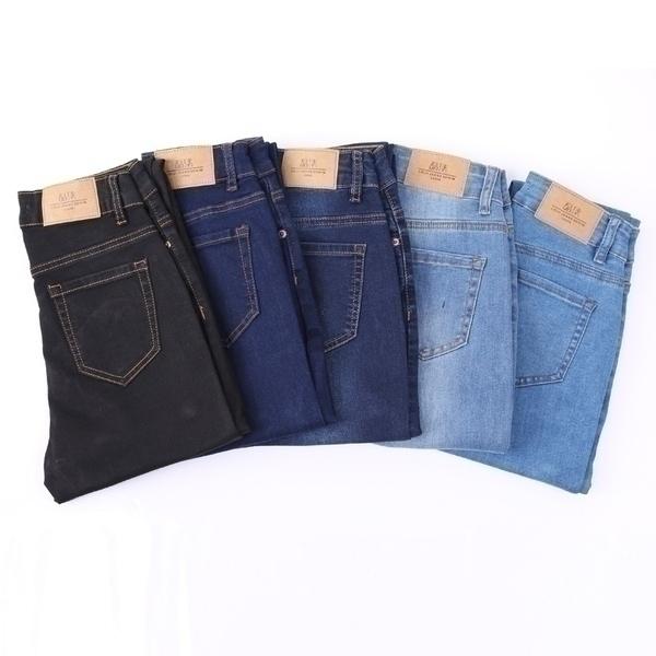 הכי נוח עם מגפיים! ג'ינס סקיני לייקרה