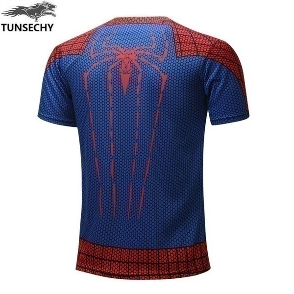 חולצת טי שירט גיבורי על
