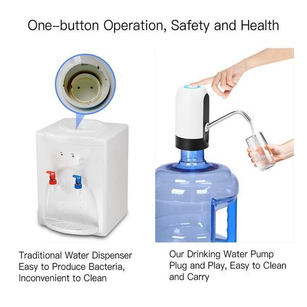 משאבת מים חשמלית לכדי מים