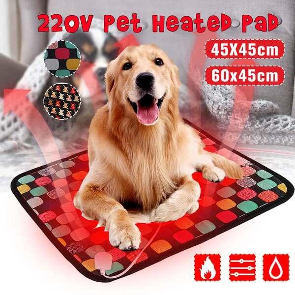 שטיחון חשמלי לחיות הבית