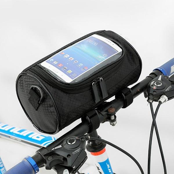 פאוץ' וכיסוי לטלפון לתלייה על אופניים