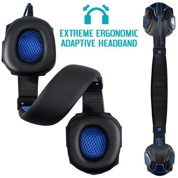 אוזניות גיימינג EastVita PC780