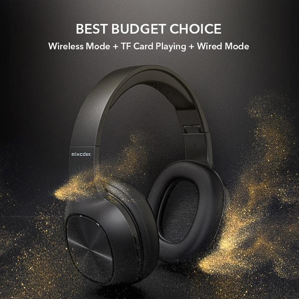 אוזניות אלחוטיות Mixcder HD901