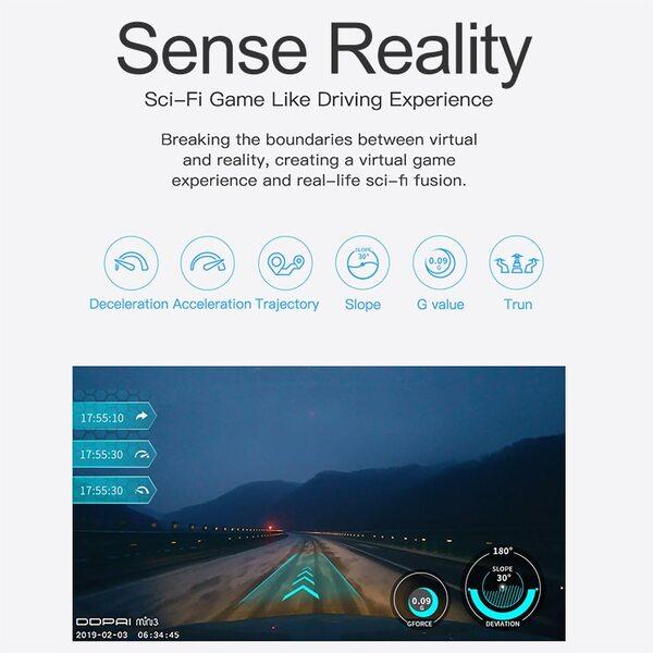 מצלמת רכב Xiaomi DDPai
