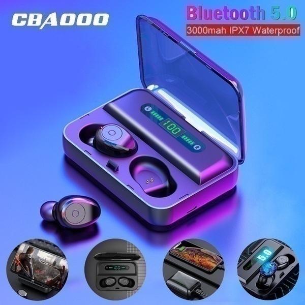 אוזניות TWS CBAOOO F9-3