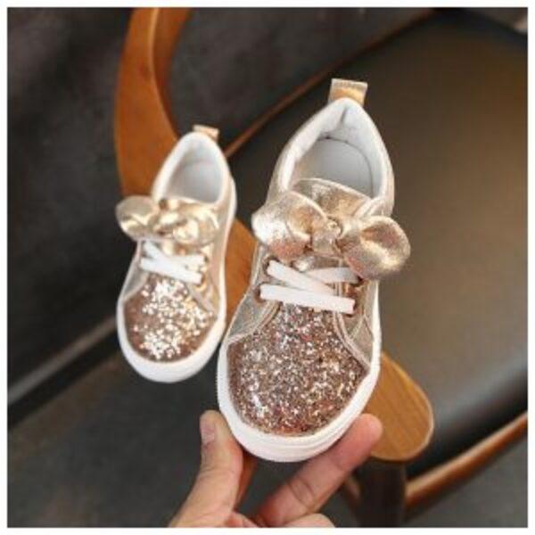 מהממוש! נעלי סניקרס נצנצים
