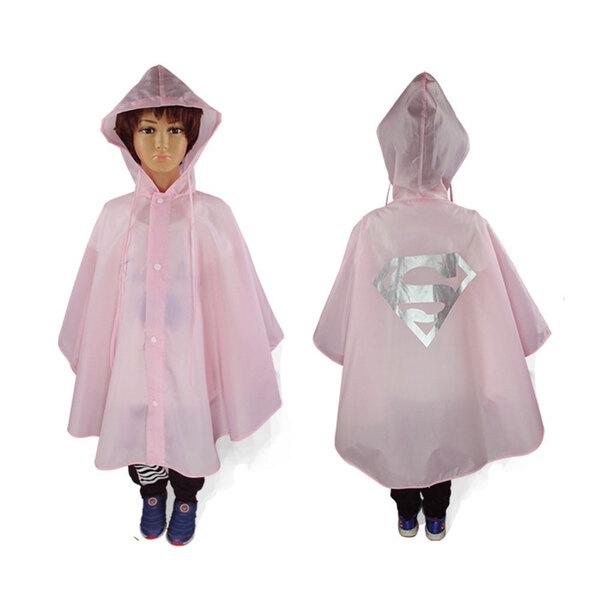 עליונית פונצ'ו גשם לילדים