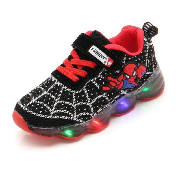 נעלי ספיידרמן לילדים