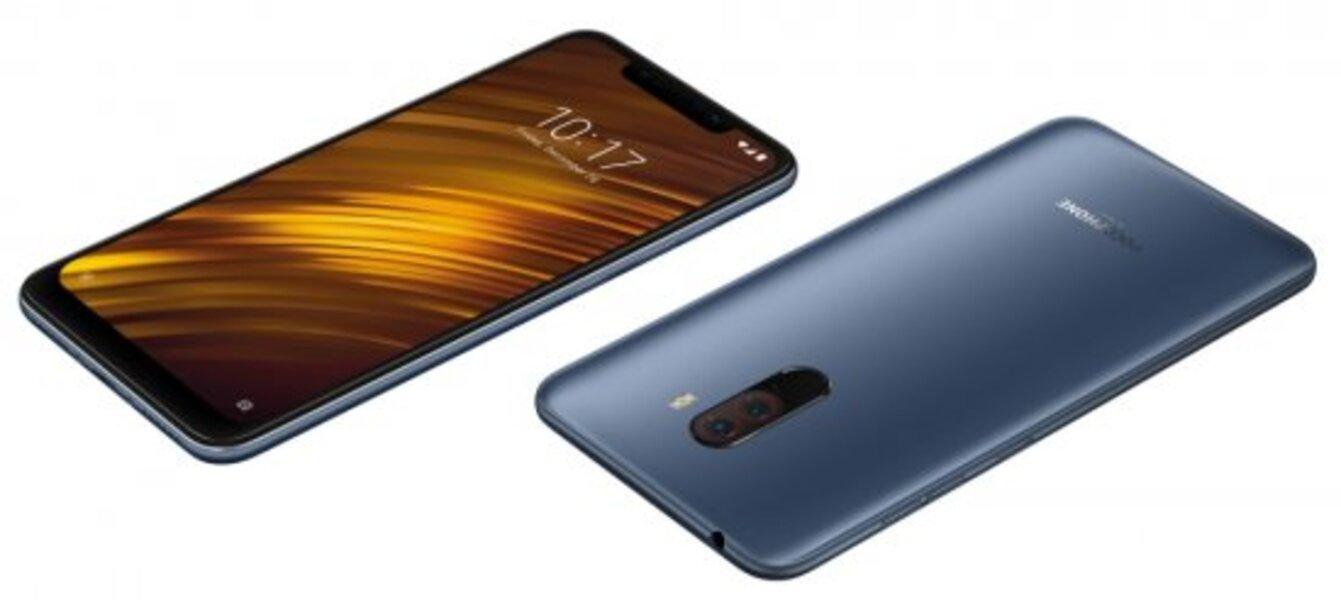 טלפון סלולרי Xiaomi Pocophone F1 128GB