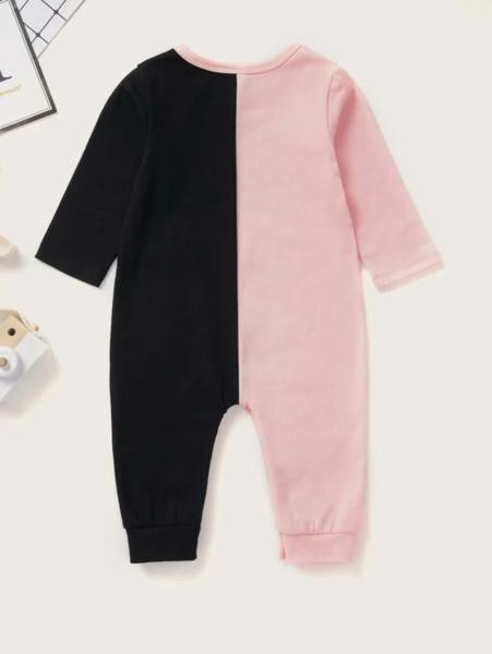 אוברול תינוקות דגם בנות