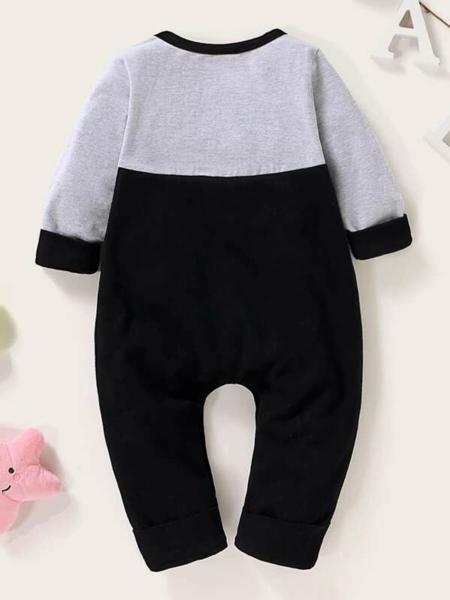 אוברול תינוקות דגם פילפילון