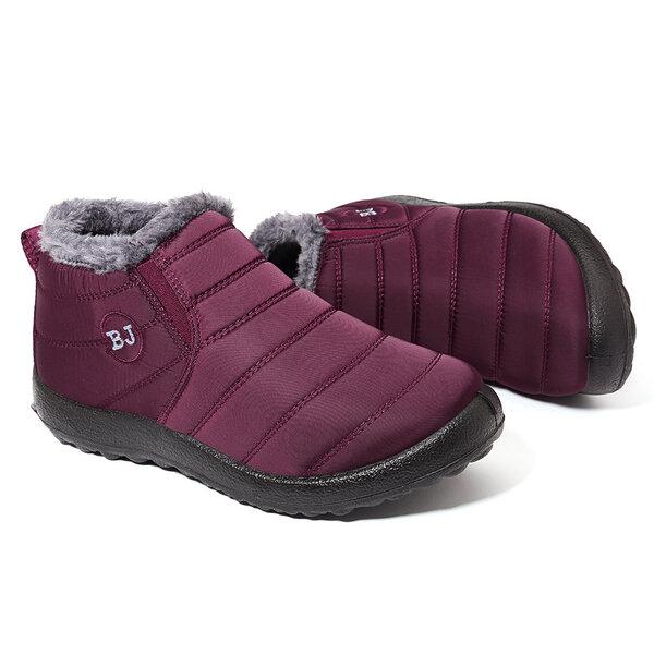 נעלי חורף BJ נמוכות