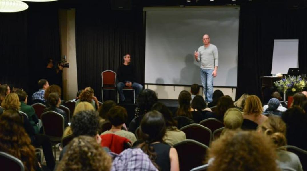 מופע בידור מאולתר בשיתוף הקהל! מארחים את אלון נוימן