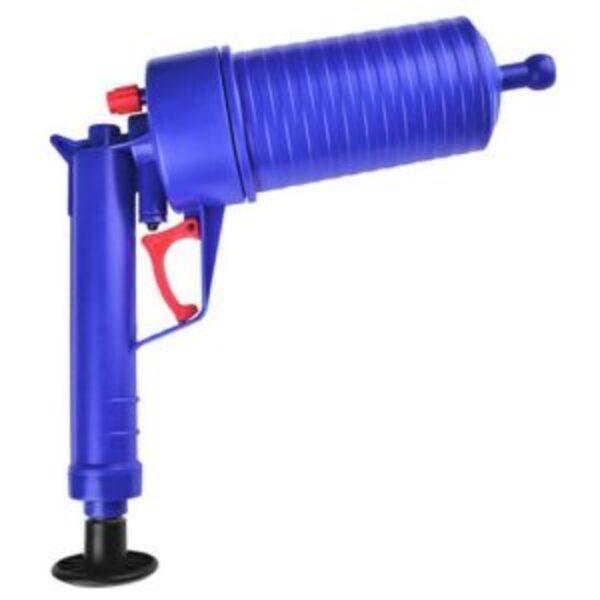 אקדח בוכנת לחץ אוויר לטיפול בסתימות