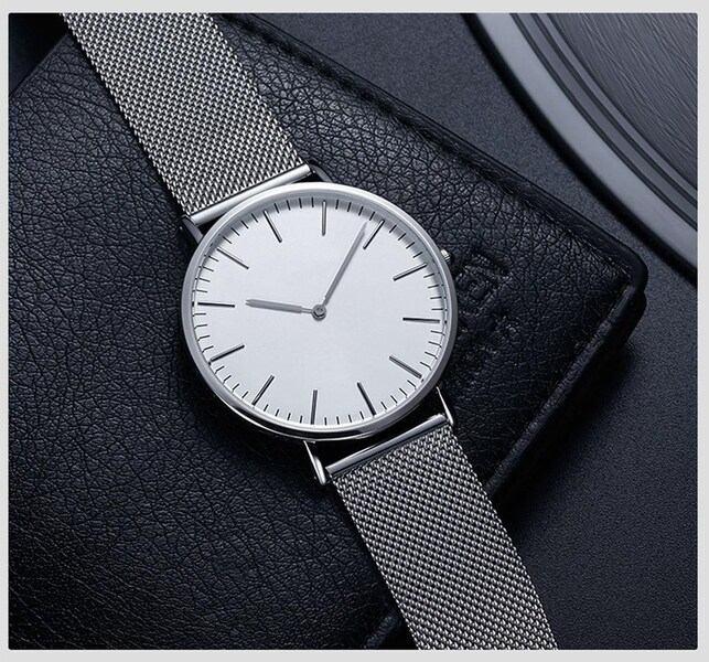 """שעון מחוגים Xiaomi TwentySeventeen קלאסי 5.5 מ""""מ"""