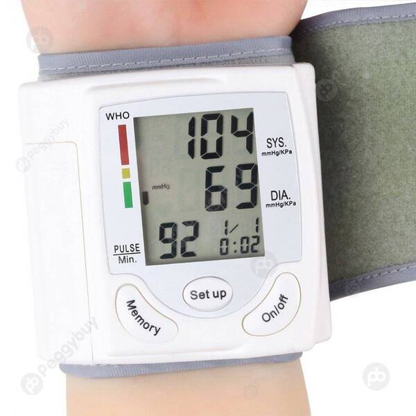 מד לחץ דם/ דופק לזרוע