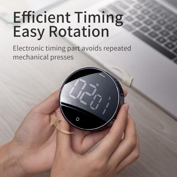 שעון עצר מגנטי דיגיטלי רב שימושי