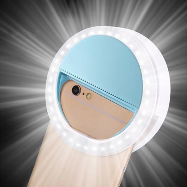 תאורת צילום לסמארטפון