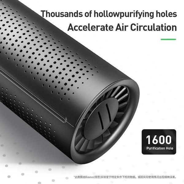 מטהר אוויר לרכב מונע ריחות