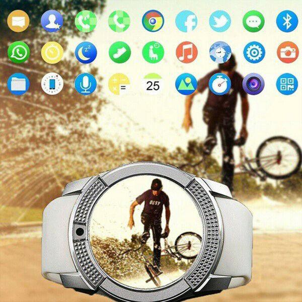 שעון כושר חכם V8