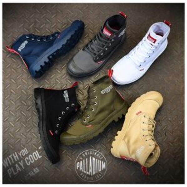 נעלי פלדיום 2019