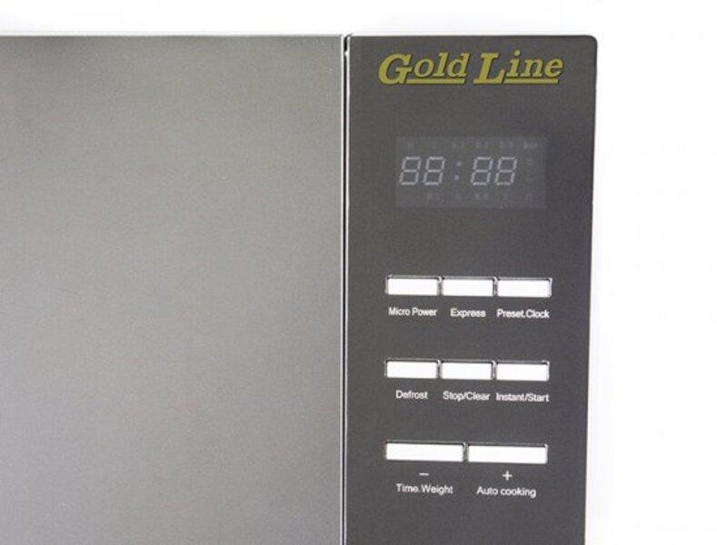 מיקרוגל דיגיטלי 25 ליטר Gold Line