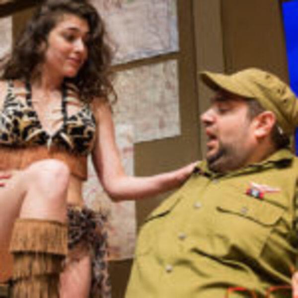 גבעת חלפון אינה עונה – כרטיס להצגה בתיאטרון הבימה