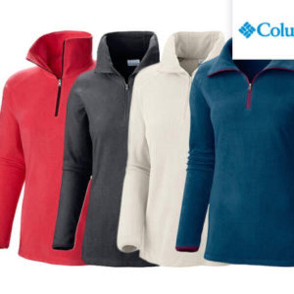 חולצת פליז לנשים Columbia