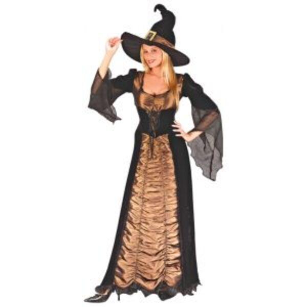 מגוון תחפושות מכשפה לנשים