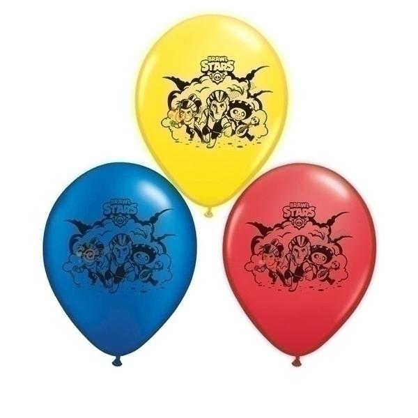 בלונים ליום הולדת – בראול סטארס