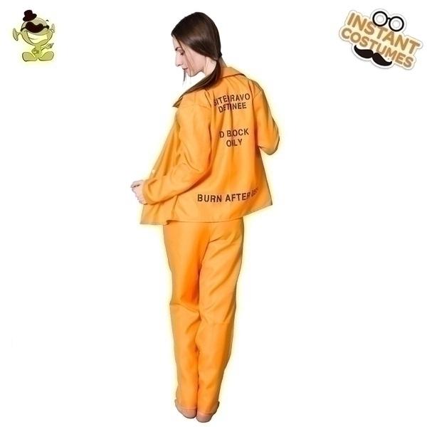 תחפושת אסירים בכלא