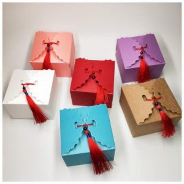 קופסאות מתנה מעוצבות