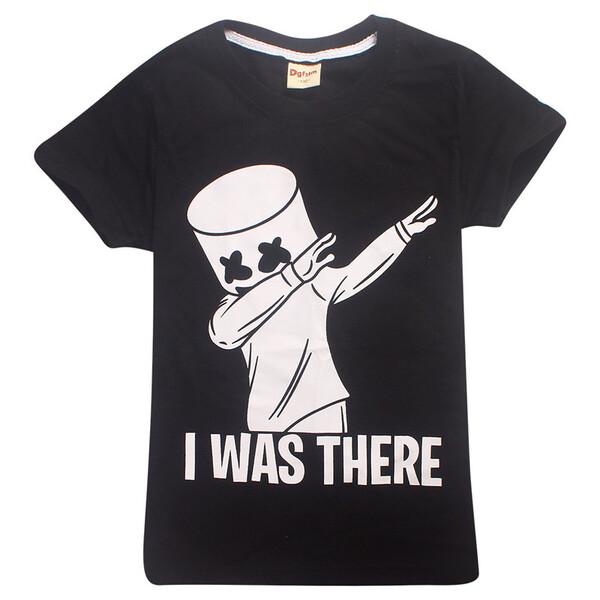 חולצת טישרט קצרה דיג'יי מרשמלו פורטנייט