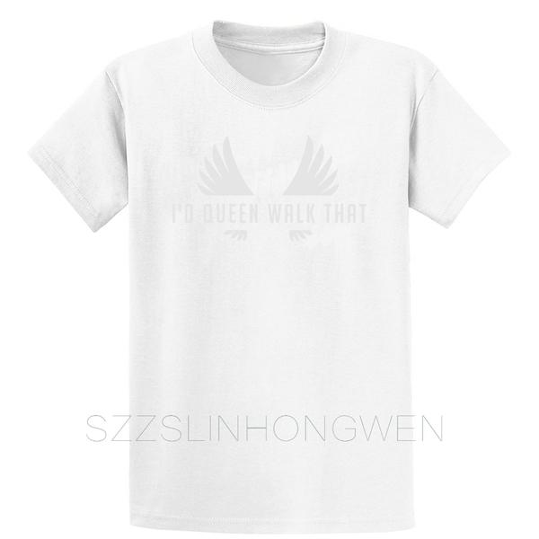 חולצת Queen walk למעריצי COC